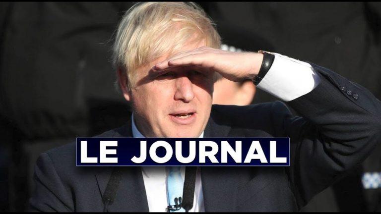 Brexit. Boris Johnson seul contre tous [Vidéo]