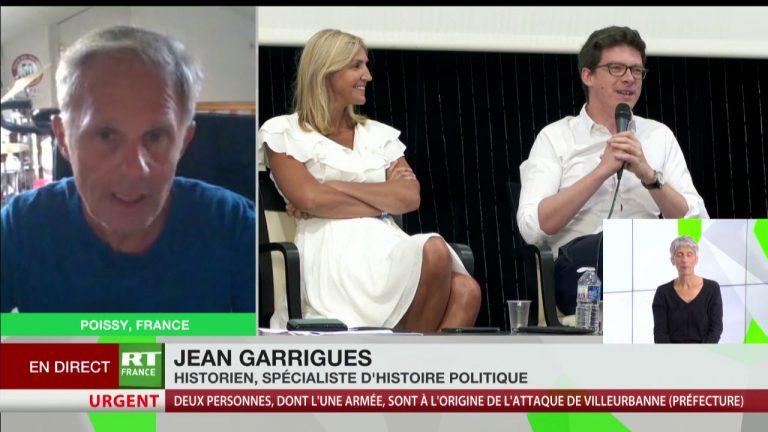 La Baule : «On ne voit pas surgir une figure qui pourrait rassembler toute la droite française» [Vidéo]