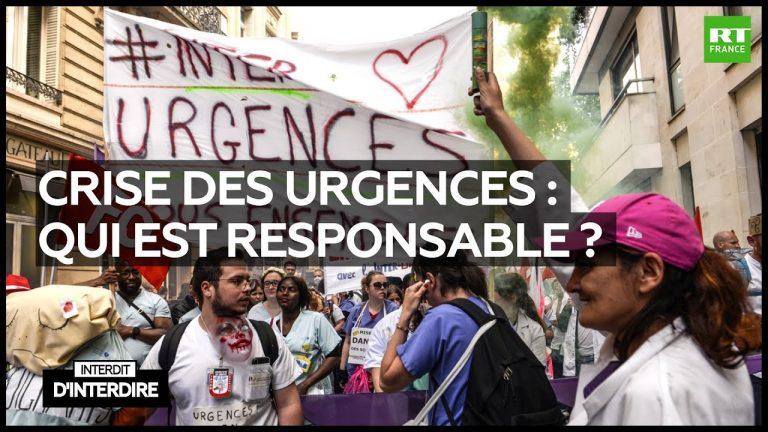 Crise des Urgences : qui est responsable ? [Vidéo]