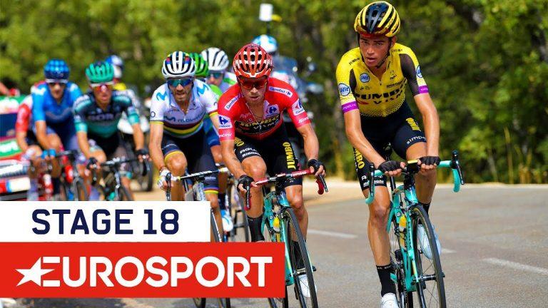 Vuelta 2019. Higuita réalise un numéro, Roglic se rapproche de la victoire