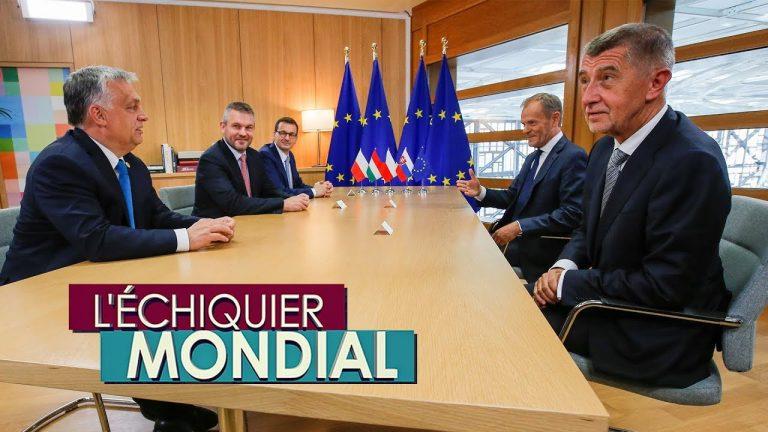 Groupe de Visegrad : les enfants terribles de l'Europe [Vidéo]