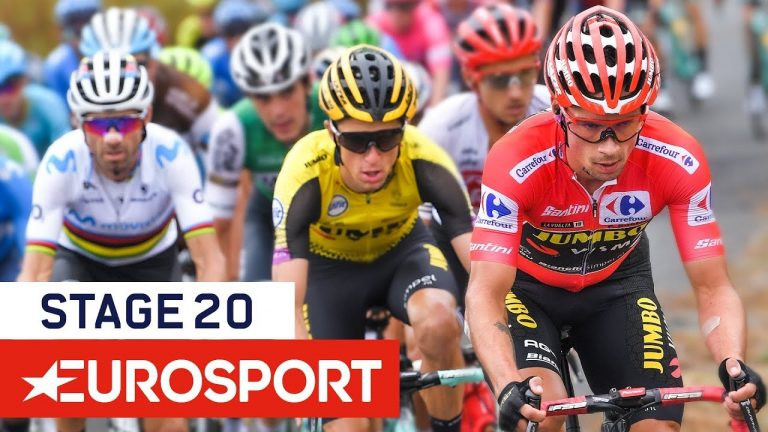 Cyclisme. Tadej Pogacar impressionne et remporte la 19ème étape