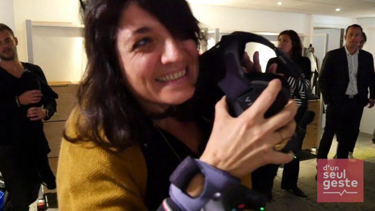 Une formation en réalité virtuelle pour apprendre les gestes de premiers secours en entreprise