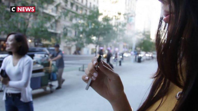 L'Etat de New York interdit les cigarettes électroniques aromatisées [Vidéo]