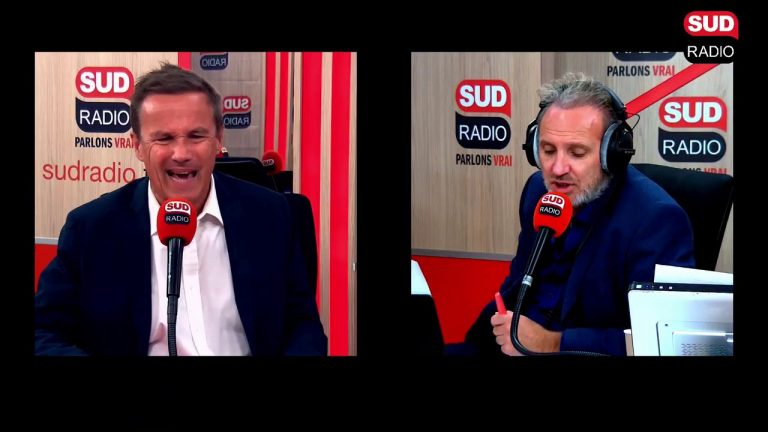 Villeurbanne : Nicolas Dupont-Aignan effaré par les réactions politiques et médiatiques