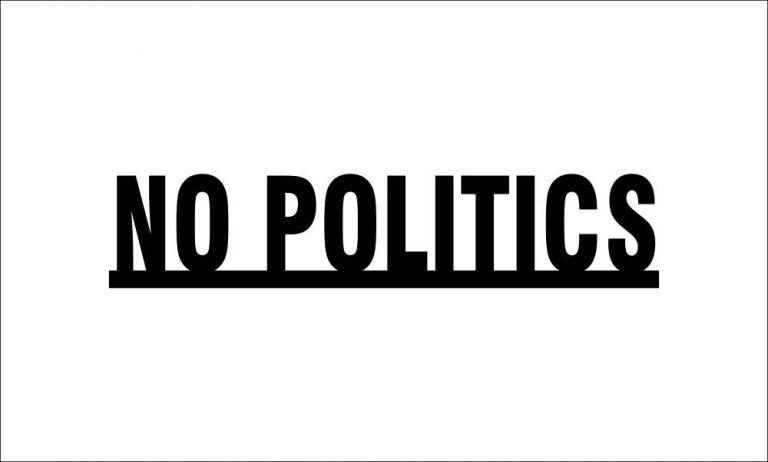 61 % des personnes interrogées n'aiment pas parler de politique au travail