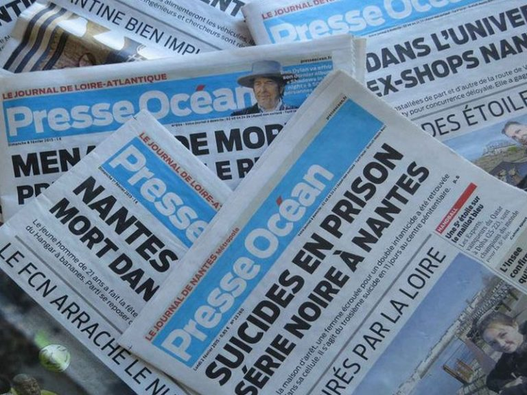 Qui nous racontera l'histoire de Presse Océan ?