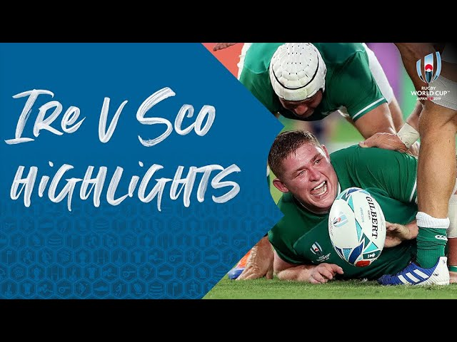 Rugby. L'Irlande, l'Italie et l'Angleterre s'imposent facilement contre Ecosse, Namibie et Tonga [Vidéo]