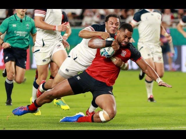 Rugby. L'Angleterre et l'Italie battent les USA et le Canada [Vidéo]