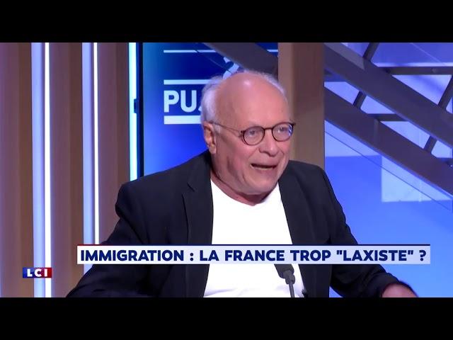 Immigration. Le coup de gueule d'André Bercoff face à Rokhaya Diallo [Vidéo]