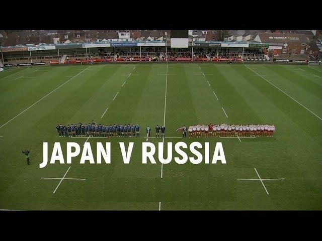 Coupe du monde de rugby 2019. Victoire du Japon contre la Russie au terme d'une purge (30-10)