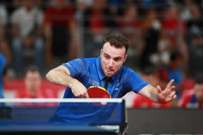 Tennis de Table. Les championnats de France 2021 se dérouleront à Cesson-Sévigné (35)