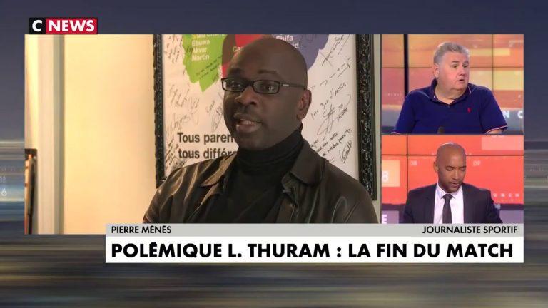 Lilian Thuram et Pierre Ménès, les deux faces d'une même pièce [Tribune libre]