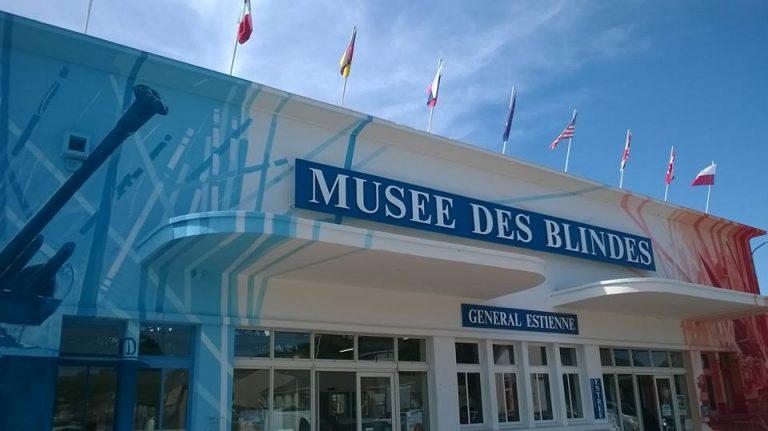 L'exceptionnel Musée des Blindés de Saumur fête ses 25 ans