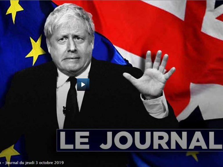 Brexit : l'offensive de Boris Johnson [Video]