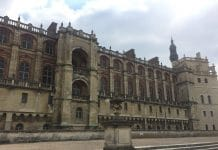 Musée archéologie nationale - Saint-Germain-en-Laye.