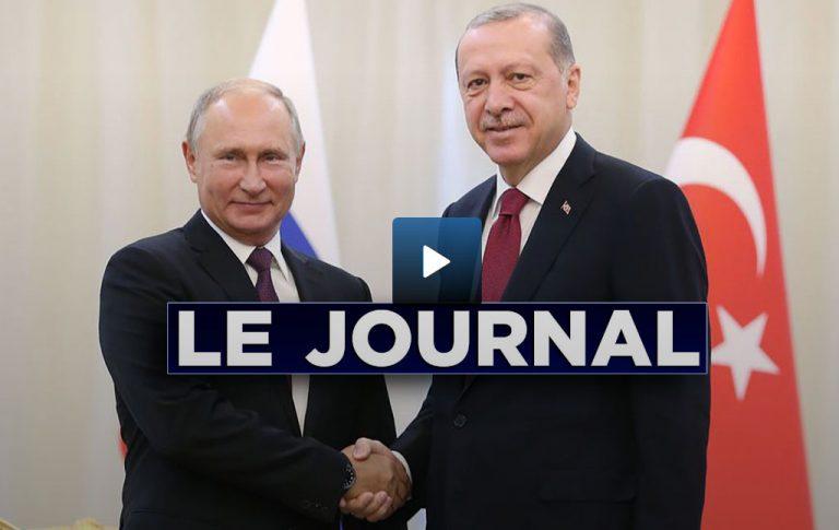 Erdogan-Poutine : un accord historique [Vidéo]