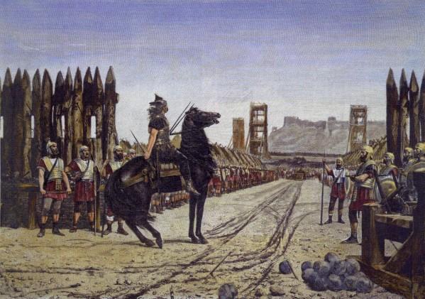 Peindre l'Histoire. Didier Le Fur raconte Charlemagne, Clovis, Jeanne d'Arc, Henri IV, à travers l'art [Interview]