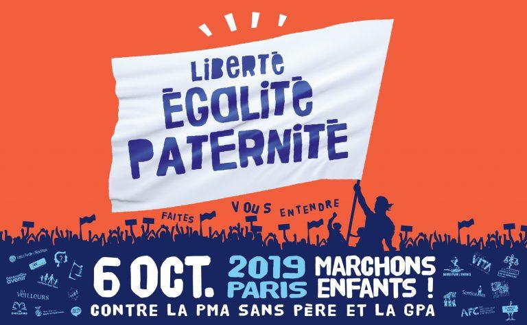 Les Bretons à Paris pour La Manif Pour Tous contre la PMA « pour toutes »