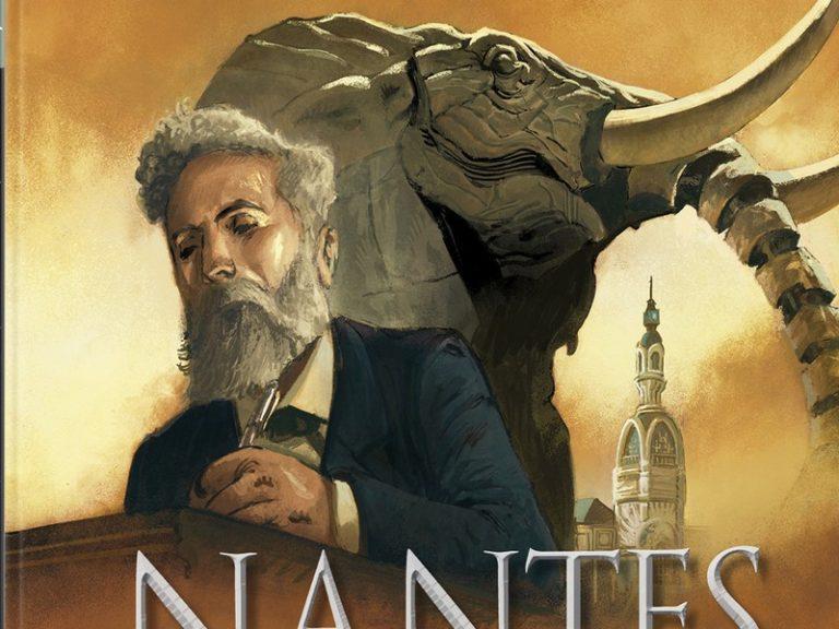 « Les Riches heures de Nantes », une B.D. conduite par Stéphane Pajot