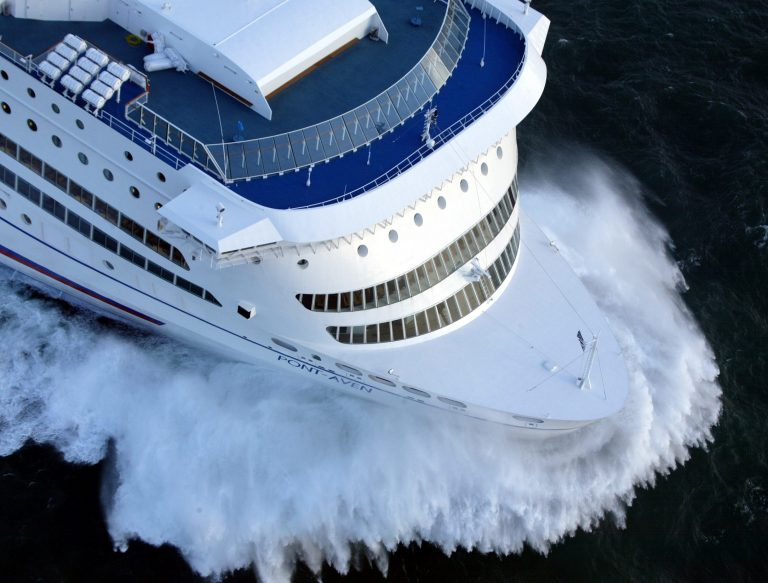 Brittany Ferries. Malgré un chiffre d'affaires en baisse de près de 60 % en 2020, la compagnie bretonne optimiste