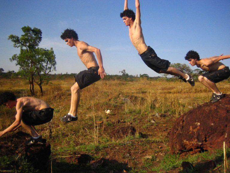Erwan Le Corre: sa méthode naturelle de fitness fait bouger l'Amérique