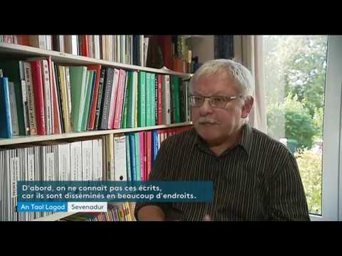 Une somme de textes en breton vannetais publiée par Daniel Doujet [Vidéo]
