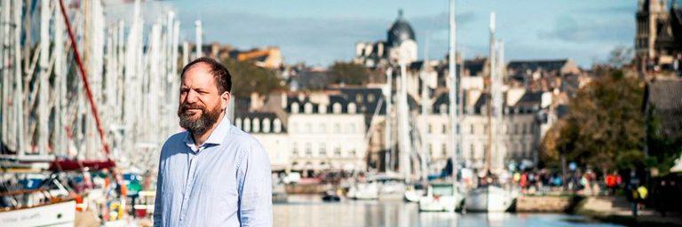 Vannes. Bertrand Deléon appelle à soutenir Yann Baraillec, fondateur du Motocultor