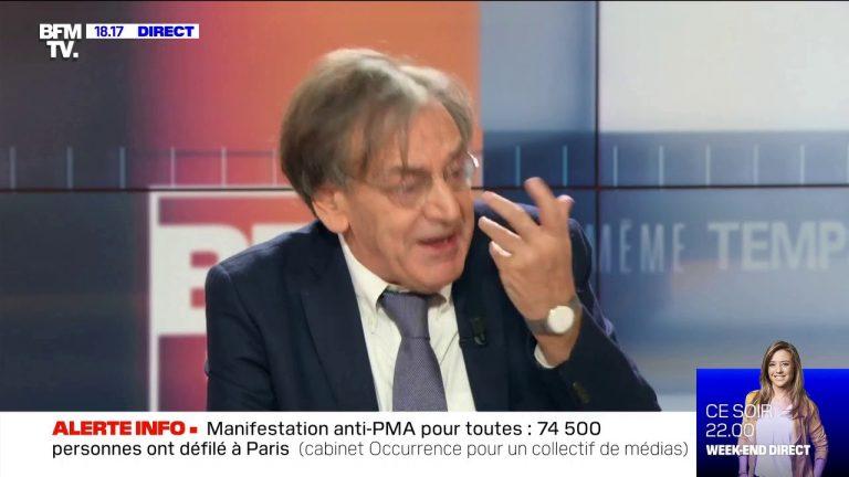 Immigration. Alain Finkielkraut : « Se réjouir du Grand Remplacement est autorisé aujourd'hui en France » [Vidéo]