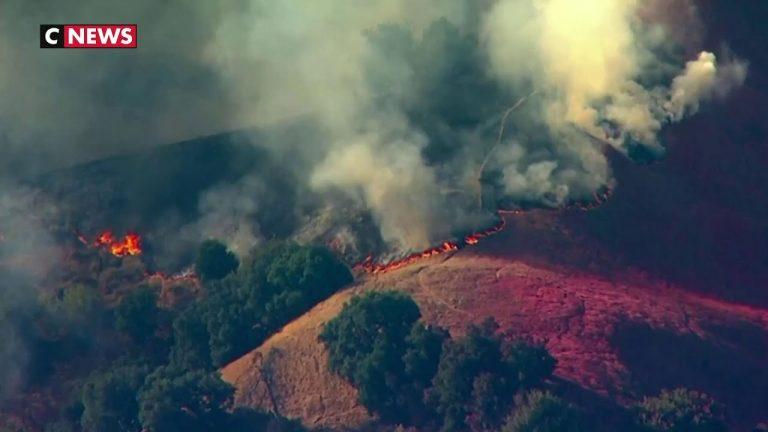 Incendies en Californie : 100.000 évacuations [Vidéo]