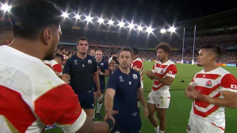 Rugby. L'exploit du Japon, les quarts de finale sont connus