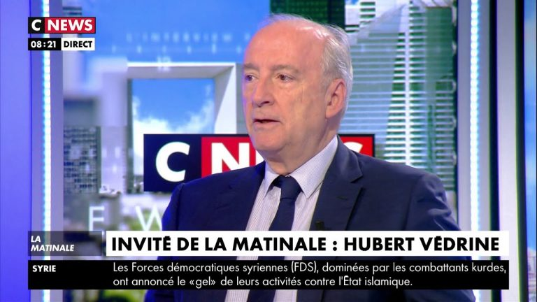 Hubert Védrine : « Je pense que la priorité absolue est de bloquer l'islamisme » [Vidéo]