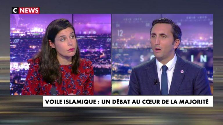 Voile, islamisme, laïcité. Charlotte d'Ornellas débat avec le député Julien Aubert (LR)