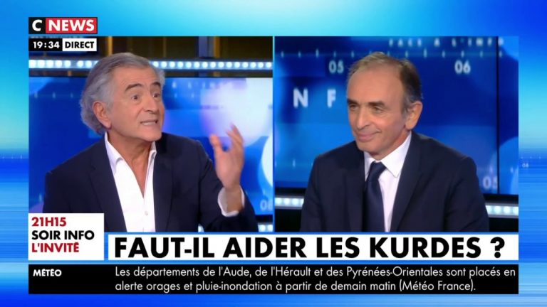 Eric Zemmour vs Bernard-Henri Levy : le débat [Vidéo]