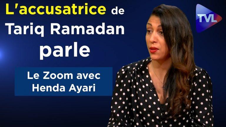 Henda Ayari : L'accusatrice de Tariq Ramadan parle ! [Vidéo]