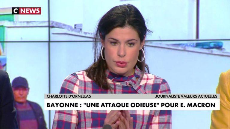 Charlotte d'Ornellas magistrale sur l'attaque à la mosquée de Bayonne [Vidéo]