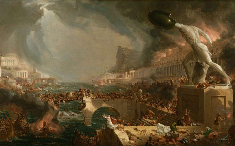 Claire Sotinel : « Il faut surtout s'étonner que l'empire romain ait duré si longtemps » [Interview]
