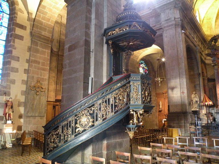 Rennes. Deux églises fracturées, la série de dégradations continue en Bretagne