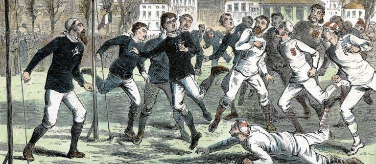 30 novembre 1872 : Écosse-Angleterre, un match de football pour l'histoire