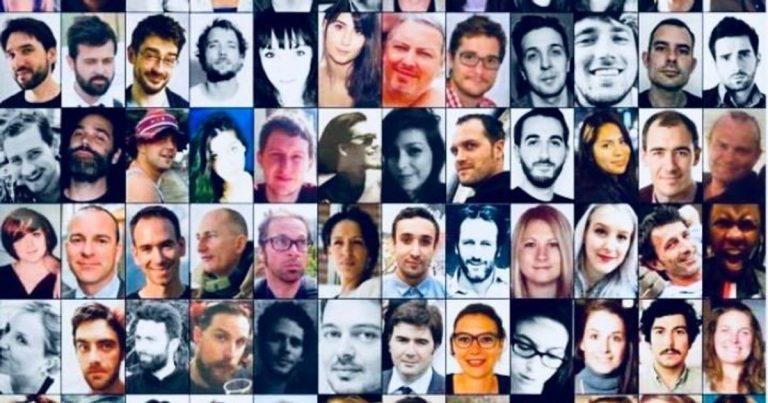 Il y a quatre ans, les attaques islamistes du 13 novembre 2015 [Vidéo]