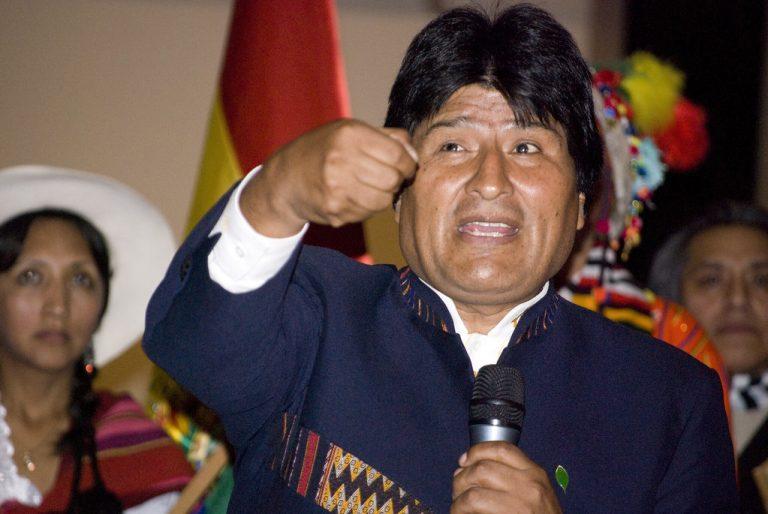 Comprendre le monde. Choc des ethnies en Bolivie