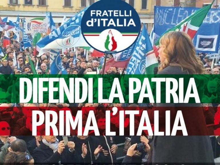 Italie. Fratelli d'Italia, un parti incontournable de la droite italienne