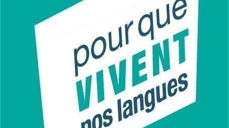 Langue bretonne, langues régionales. Une manifestation à Paris, le 30 novembre