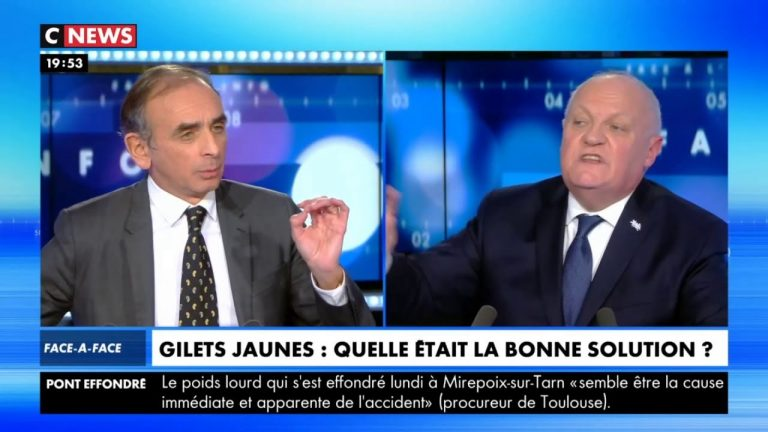 Eric Zemmour face à François Asselineau sur le Frexit, l'immigration, l'Union Européenne [Vidéo]