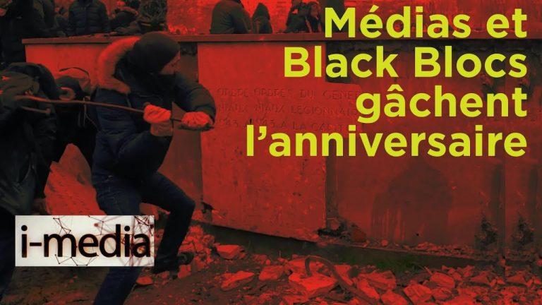 Gilets Jaunes. Médias et extrême gauche gâchent l'anniversaire