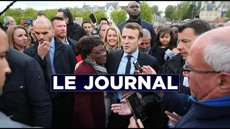 Emmanuel Macron à Amiens : la campagne permanente [Vidéo]