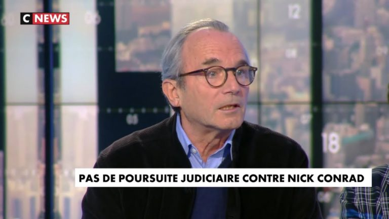 Pas de poursuites judicaires contre Nick Conrad… La France une nouvelle fois à genoux [Vidéo]