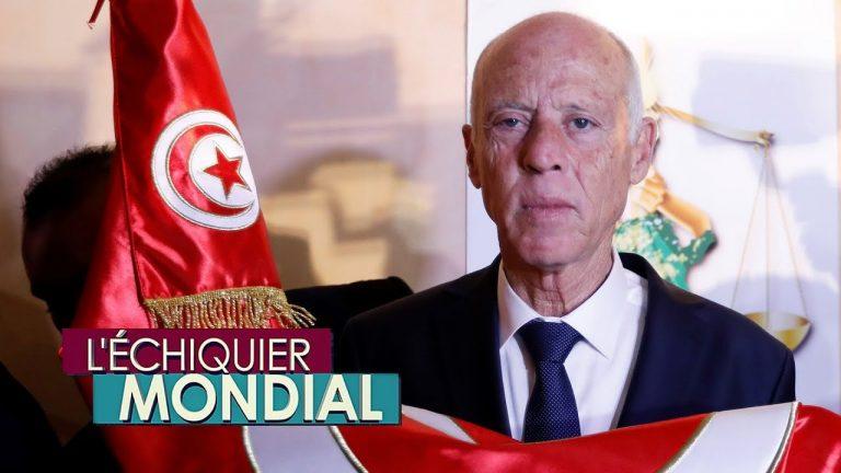 Tunisie : Kaïs Saïed, un « Robocop » antisystème ? [Vidéo]