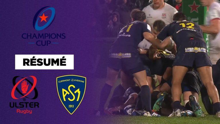 Rugby. Retour sur la deuxième journée de Champions Cup et de Challenge Cup [Vidéo]