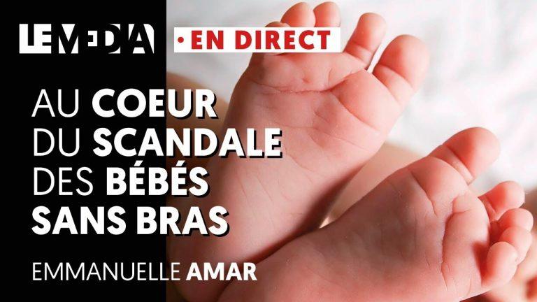 Bébés nés sans bras. Au cœur du scandale